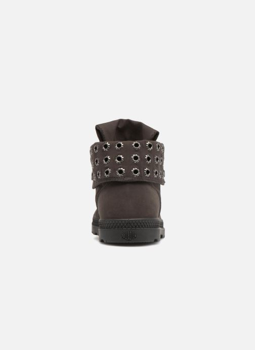 Sneaker Palladium BGY LO  LP SP W schwarz ansicht von rechts