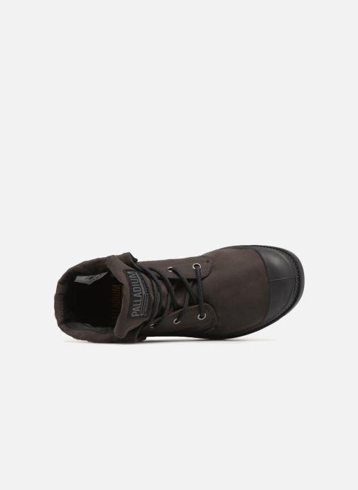 Sneaker Palladium BGY LO  LP SP W schwarz ansicht von links