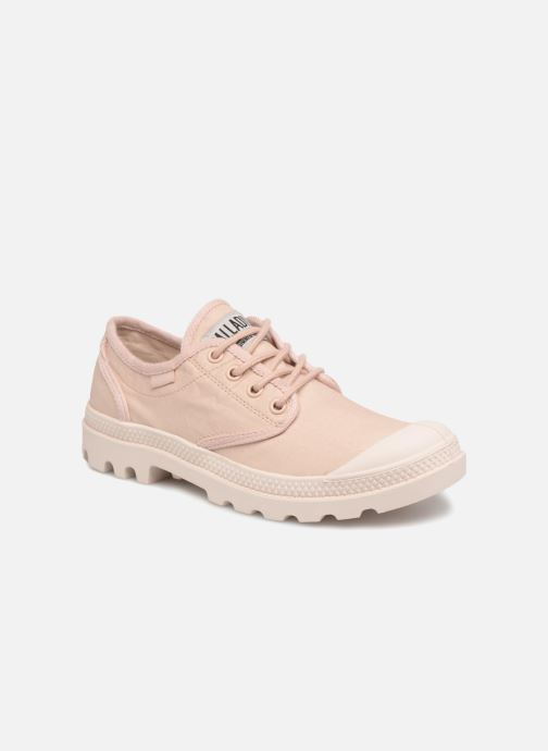 Palladium Pampa OX O TC U W (Rose) Baskets chez Sarenza