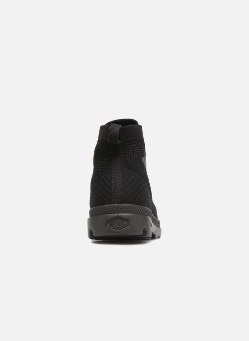 Sneakers Palladium Pampa Lite KN U Nero immagine destra