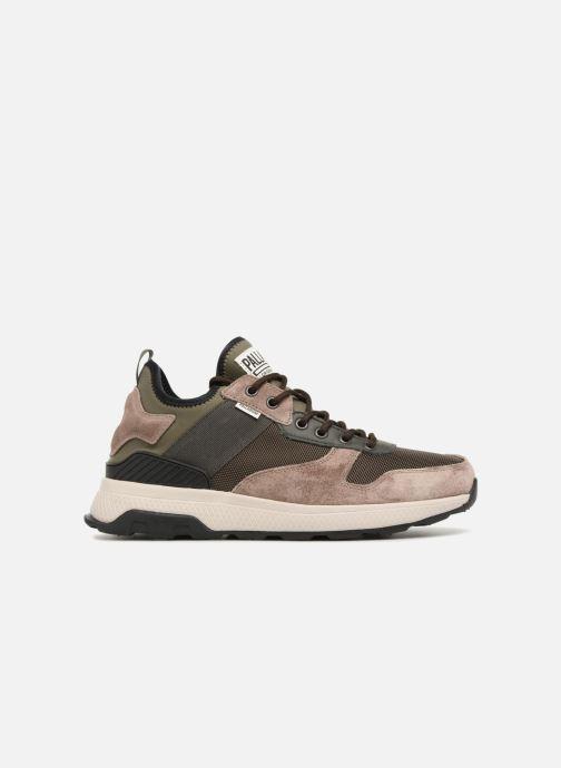 Sneakers Palladium Axeon Army R M Marrone immagine posteriore