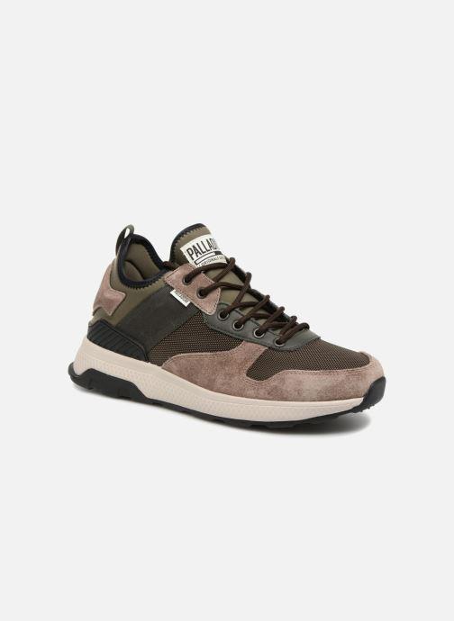 0af073fa151 Sneakers Palladium Axeon Army R M Brun detaljeret billede af skoene