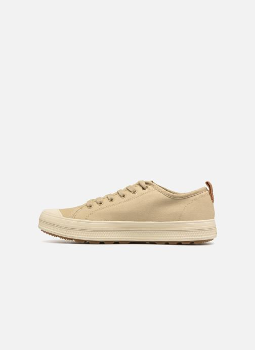 Sneakers Palladium Sub Low Cvs M Beige immagine frontale