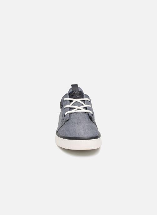 Baskets P-L-D-M By Palladium Free CVS Bleu vue portées chaussures