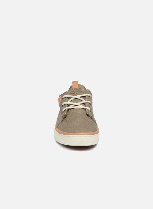 Baskets P-L-D-M By Palladium Free CVS Vert vue portées chaussures