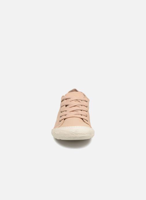 Baskets P-L-D-M By Palladium Game Vit Beige vue portées chaussures
