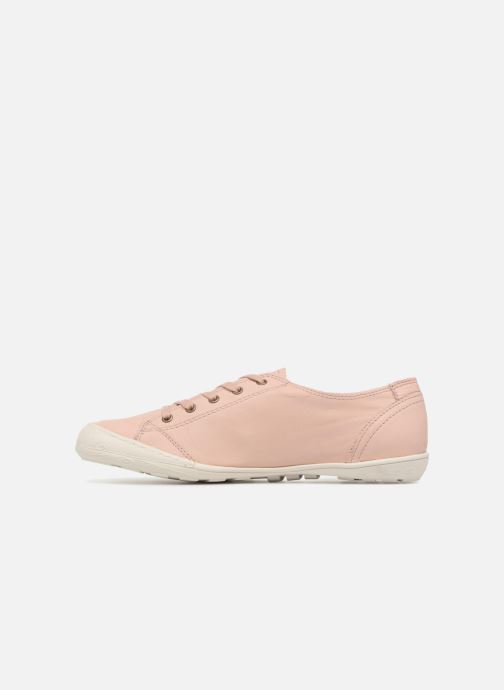 Sneakers P-L-D-M By Palladium Game Vit Roze voorkant
