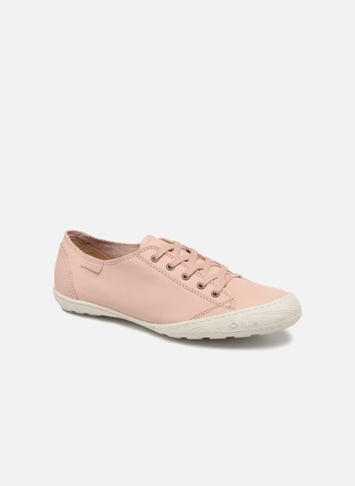 Sneakers P-L-D-M By Palladium Game Vit Roze detail