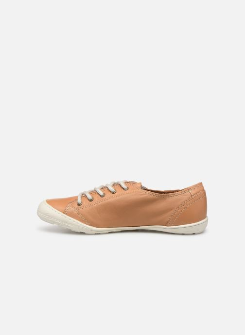 Sneakers P-L-D-M By Palladium Game Vit Beige voorkant