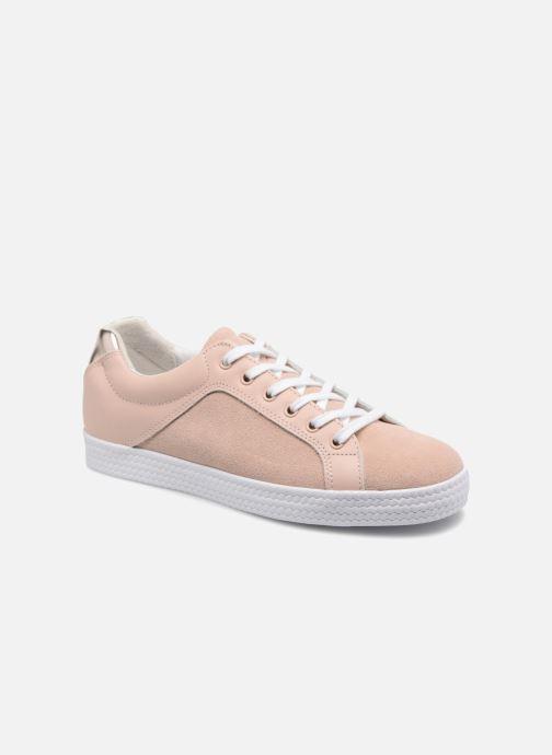 Sneakers P-L-D-M By Palladium Kalexia Sud Roze detail