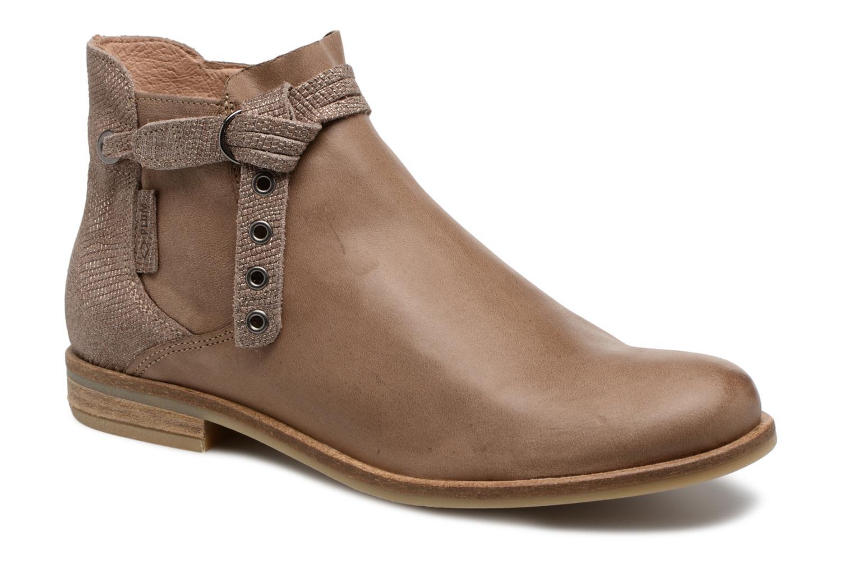 Nuevo Botines zapatos P-L-D-M By Palladium Stila Mix (Beige) - Botines Nuevo  en Más cómodo 486dd8