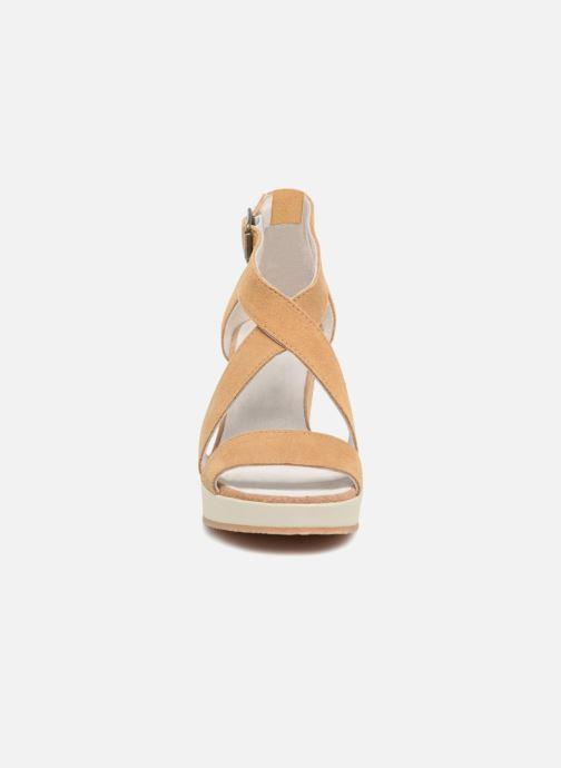 Sandalen P-L-D-M By Palladium Wellton mix braun schuhe getragen