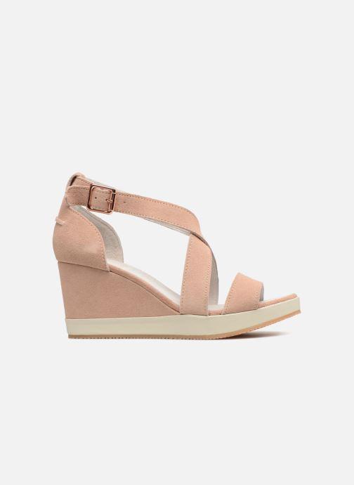 Sandali e scarpe aperte P-L-D-M By Palladium Wellton mix Rosa immagine posteriore