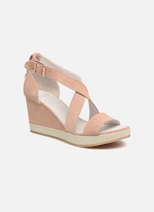 Sandali e scarpe aperte P-L-D-M By Palladium Wellton mix Rosa vedi dettaglio/paio