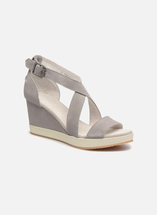Sandaler P-L-D-M By Palladium Wellton mix Grå detaljeret billede af skoene