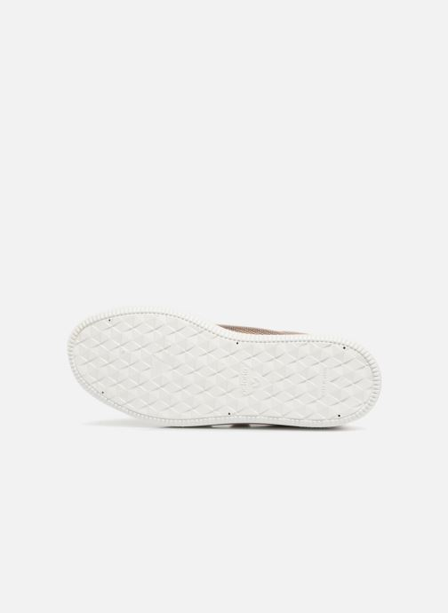 Sneakers Victoria Deportivo Metalico Velcros Roze boven