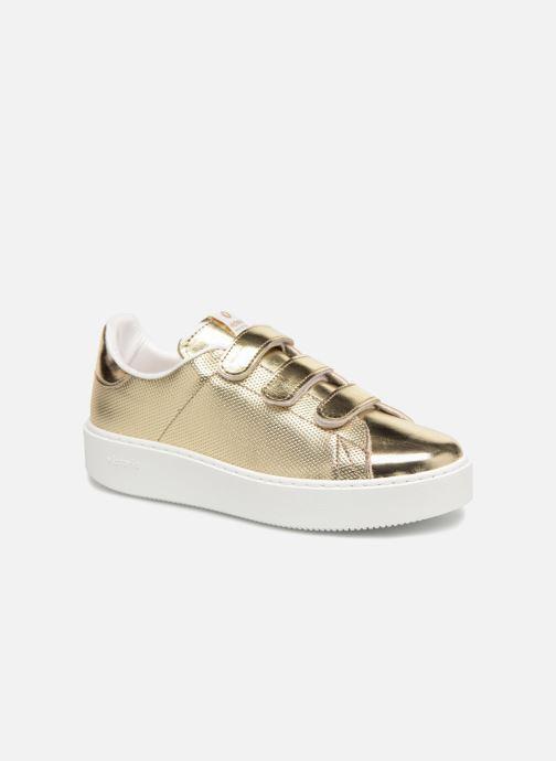 Sneakers Victoria Deportivo Metalico Velcros Goud en brons detail