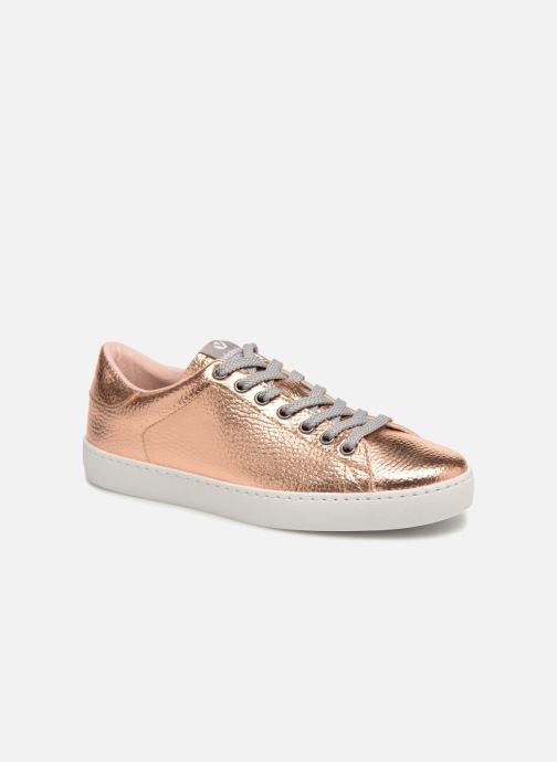 Sneakers Victoria Deportivo Metalizado Goud en brons detail