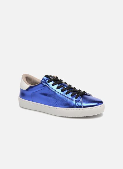 Sneakers Victoria Deportivo Metalizado Blauw detail