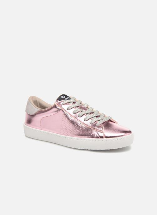 Sneakers Victoria Deportivo Metalizado Rosa vedi dettaglio/paio