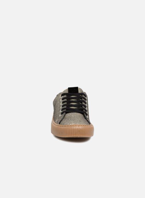Sneakers Victoria Deportivo Metalizado Goud en brons model