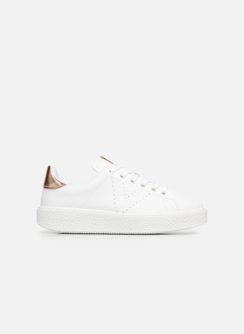 Sneakers Victoria Deportivo Piel 2 Bianco immagine posteriore