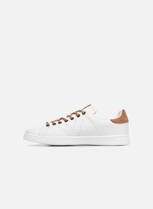 Sneakers Victoria Deportivo Pu Contraste Wit voorkant