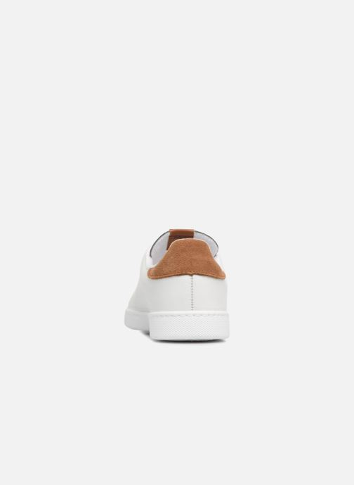 Sneakers Victoria Deportivo Pu Contraste Wit rechts