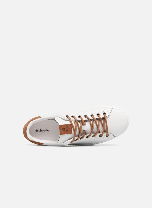 Sneakers Victoria Deportivo Pu Contraste Wit links
