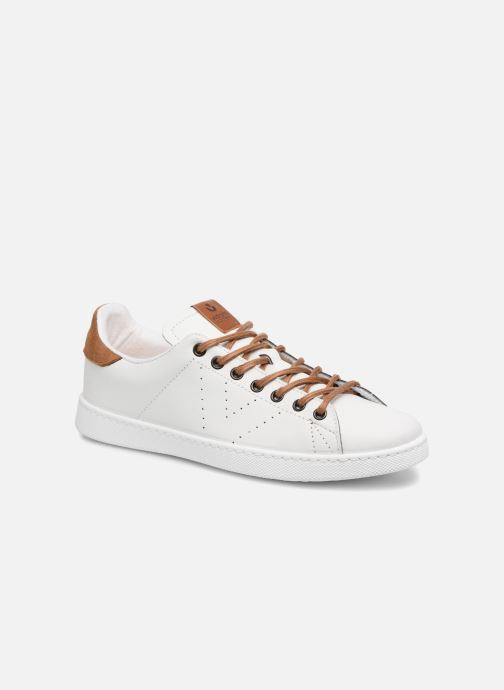 Sneakers Victoria Deportivo Pu Contraste Wit detail