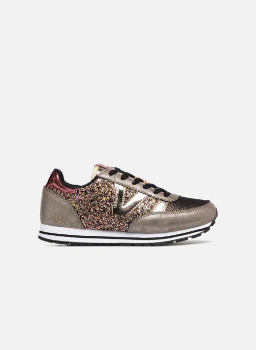 Sneakers Victoria Deportivo Ciclista Glitter Goud en brons achterkant