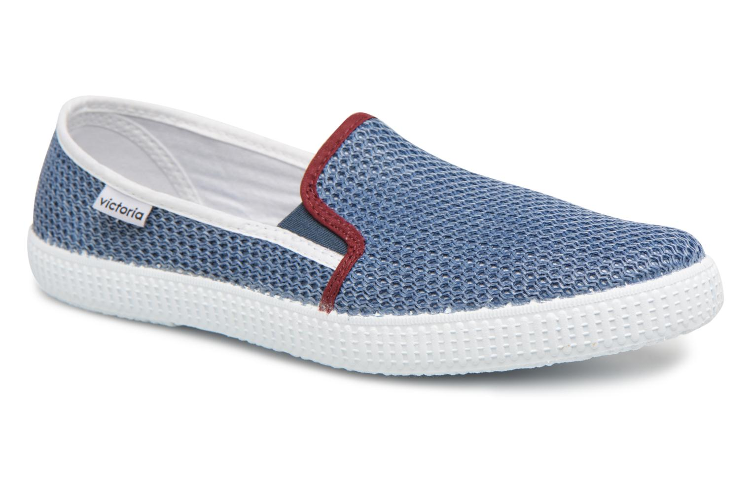 Slip On Rejilla/Tricolor