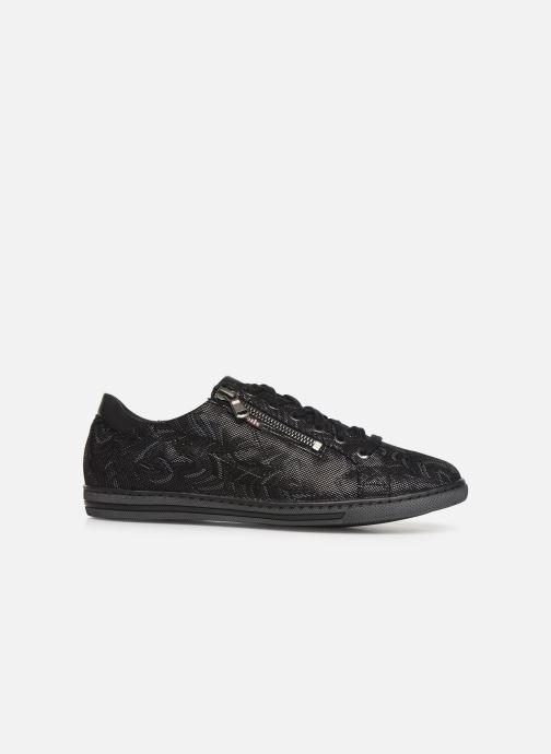 Sneakers Mephisto Hawai Zwart achterkant