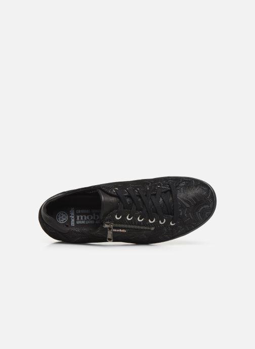 Sneakers Mephisto Hawai Zwart links