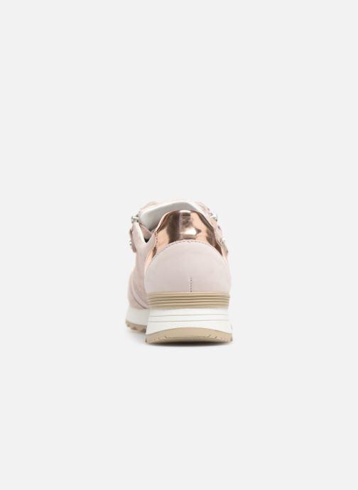 Sneaker Mephisto Toscana rosa ansicht von rechts