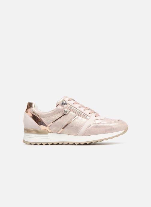Sneaker Mephisto Toscana rosa ansicht von hinten