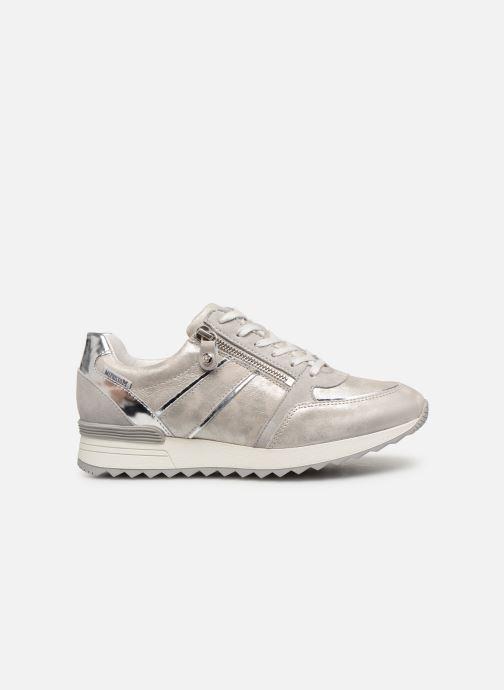 Sneakers Mephisto Toscana Zilver achterkant
