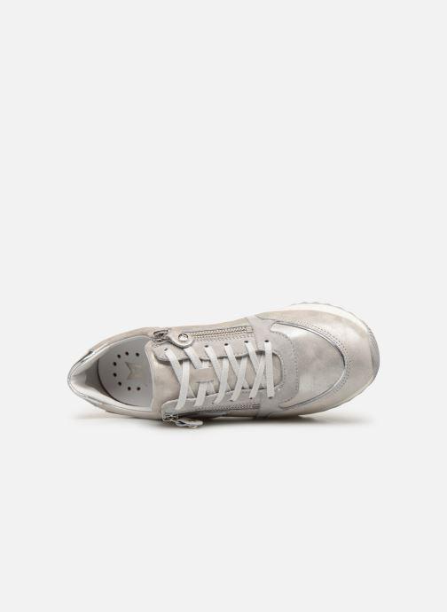 Sneakers Mephisto Toscana Zilver links