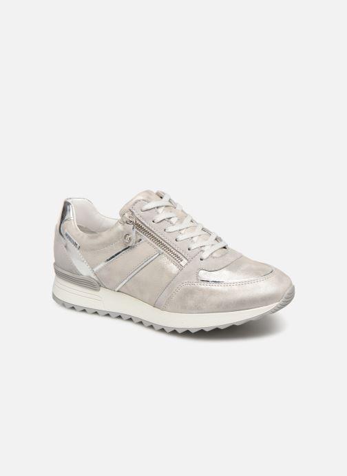 Sneakers Mephisto Toscana Zilver detail