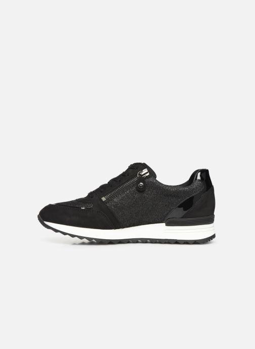 Sneakers Mephisto Toscana Nero immagine frontale