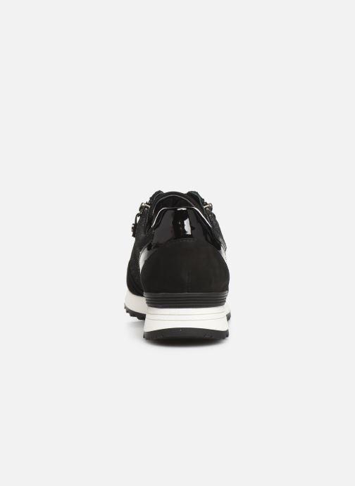 Sneakers Mephisto Toscana Nero immagine destra