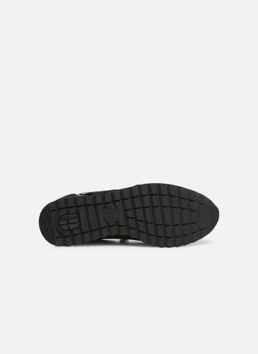 Sneakers Mephisto Toscana Nero immagine dall'alto