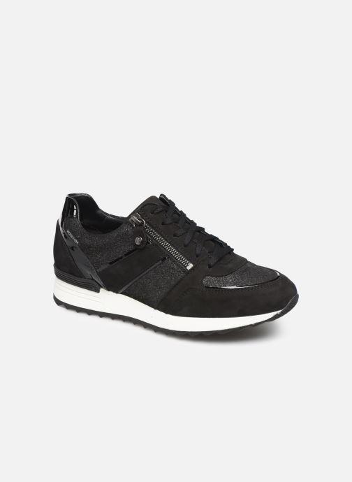Sneaker Mephisto Toscana schwarz detaillierte ansicht/modell