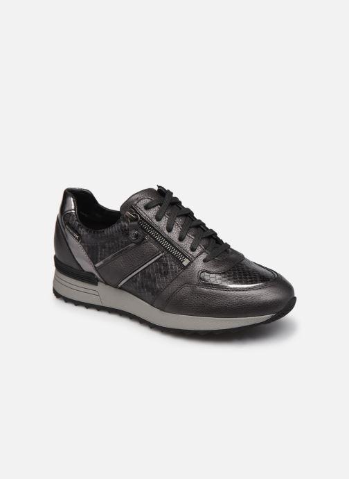 Sneaker Mephisto Toscana grau detaillierte ansicht/modell