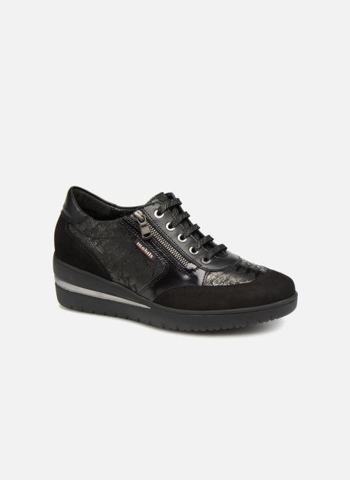 Sneakers Mephisto Patrizia Zwart detail