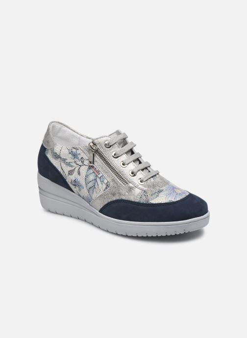 Sneakers Mephisto Patrizia Blauw detail