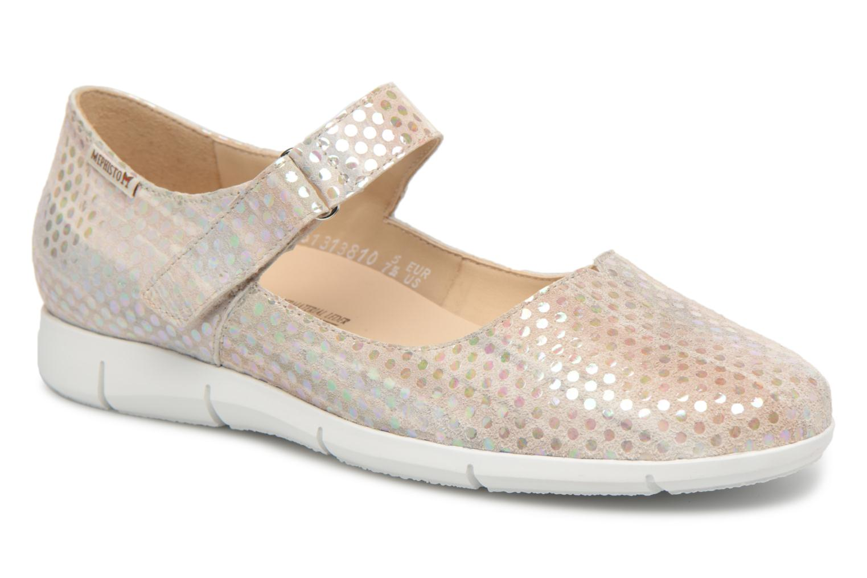 Nuevo zapatos Mephisto Jenyfer (Rosa) cómodo - Bailarinas en Más cómodo (Rosa) b6152c