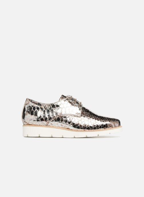 Chaussures à lacets Mephisto Aurelie Argent vue derrière