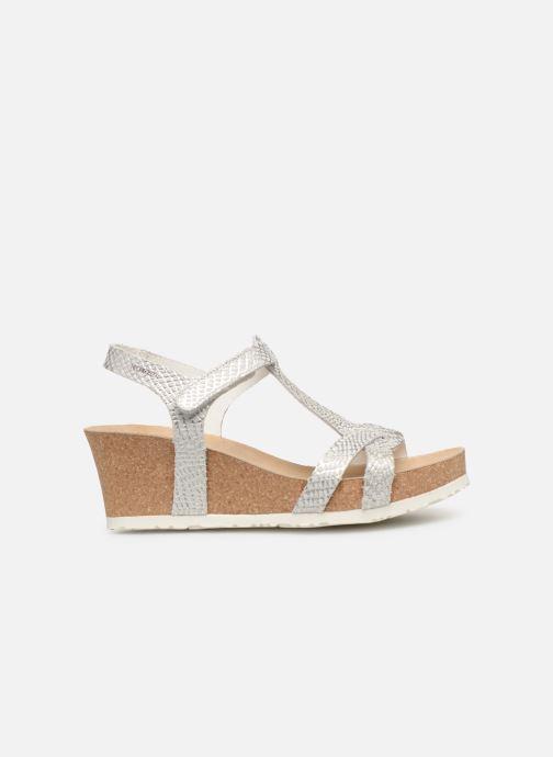 Sandali e scarpe aperte Mephisto Liviane Bianco immagine posteriore