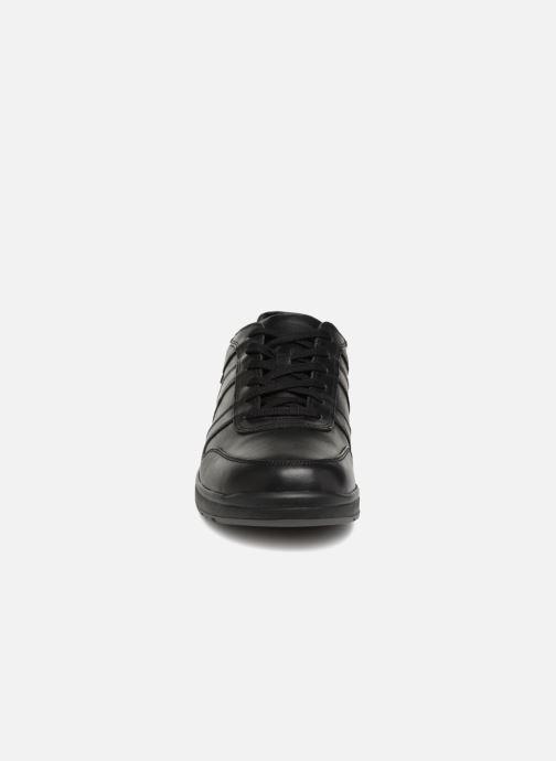 Baskets Mephisto Vito Noir vue portées chaussures